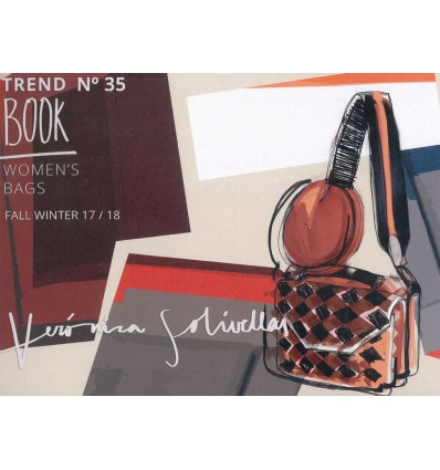 BAGS TREND BOOK 35 A-W 2017-18 BY VERONICA SOLIVELLAS