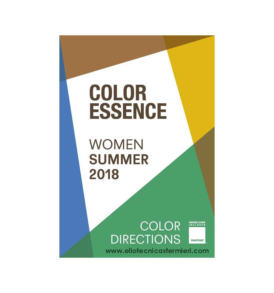 COLOR ESSENCE WOMEN SUMMER 2018