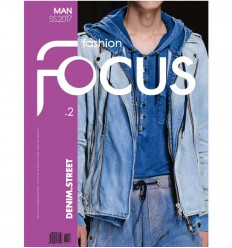 FASHION FOCUS DENIM & STREET MAN S-S 2017