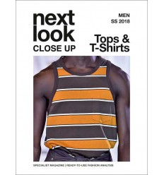 NEXT LOOK CLOSE UP MEN TOP & T-SHIRT 01 S-S 2018