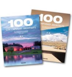 100 CONTEMPORARY ARCHITETS, 2 VOL.