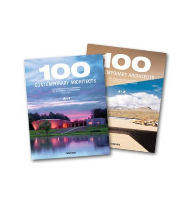 100 CONTEMPORARY ARCHITETS, 2 VOL.