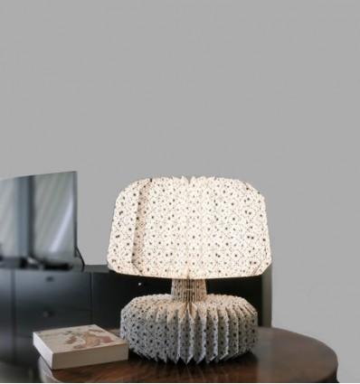 PUSHER LAMPADA ORIGAMI