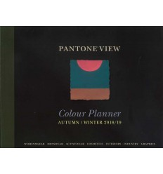 PANTONE VIEW COLOUR PLANNER A-W 2018-19