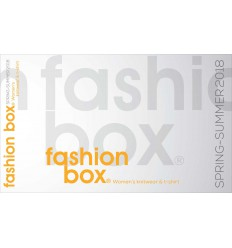 FASHION BOX WOMEN'S KNITWEAR & T-SHIRT S-S 2018