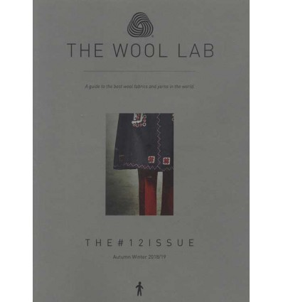 WOOL LAB MAGAZINE 12 A-W 2018-19