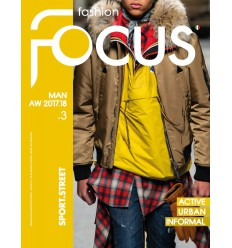 Fashion Focus Man Sport-Street 03 A-W 2017-18