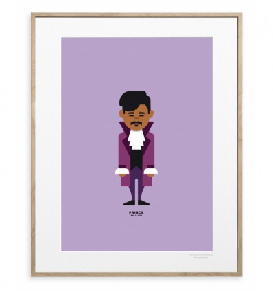 IMAGE REPUBLIC POSTER 30X40 PRINCE
