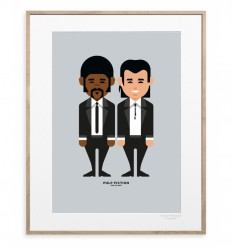 IMAGE REPUBLIC POSTER 30X40 PULP FICTION