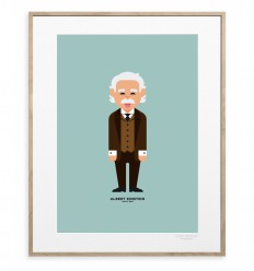 IMAGE REPUBLIC POSTER 30X40 ALBERT EINSTEIN