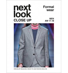NEXT LOOK CLOSE UP MEN FORMAL 01 S-S 2018