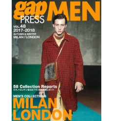 GAP PRESS MEN 44 A-W 2016-17