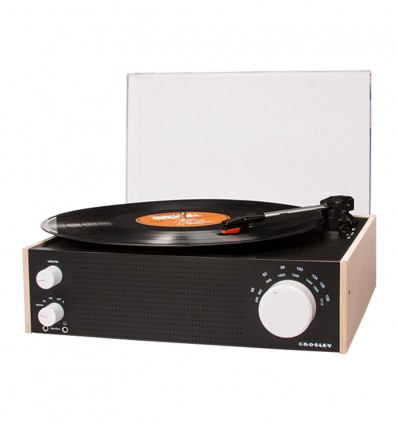 CROSLEY LETTORE VINILE SWITCH