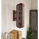 ORCHIDEA INSEGNA OPEN/CLOSE