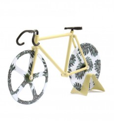 Doiy - Fixie Pizza Cutter Gialla