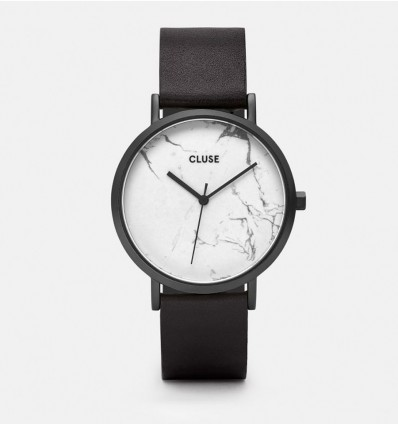 CLUSE LA ROCHE BLACK/WHITE MARBLE