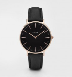 CLUSE LA BOHÈME ROSE GOLD/BLACK
