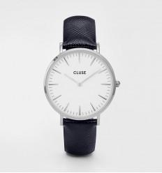 CLUSE LA BOHÈME SILVER WHITE/MIDNIGHT BLU