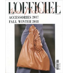 L'OFFICIEL 1000 MODELES ACCESSORIES 169 S-S 2017