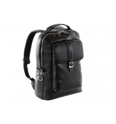 NAVA ZAINO COURIER LEATHER