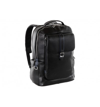 NAVA ZAINO COURIER LEATHER PORTA PC 15,6 E IPAD
