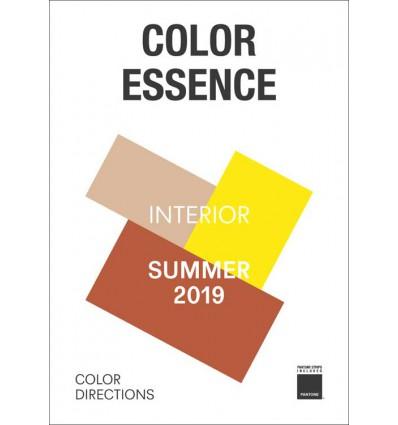 COLOR ESSENCE INTERIOR SUMMER 2017
