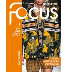Fashion Focus Man Sport Street 04 SS 2018