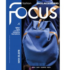FASHION FOCUS BAGS ACCESSORIES MAN 04 SS 2018