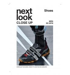 NEXT LOOK CLOSE UP SHOES MEN SS 2018