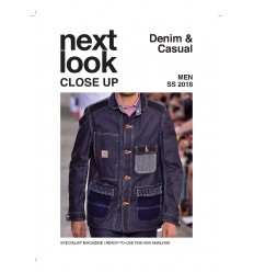 NEXT LOOK CLOSE UP DENIM & CASUAL MEN SS 2018
