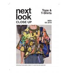 NEXT LOOK CLOSE UP TOP & T-SHIRTS MEN SS 2018
