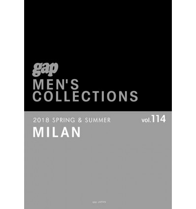 MEN'S COLLECTIONS 114 MILAN SS 2018