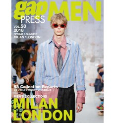 GAP PRESS MEN 46 PARIS- MILAN S-S 2017
