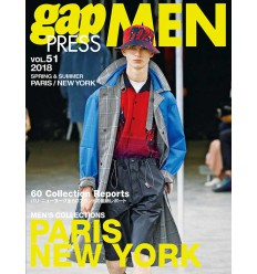 GAP PRESS MEN 49 PARIS NY AW 2017 2018