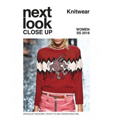 NEXT LOOK WOMEN KNITWEAR 03 S-S 2018
