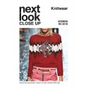 NEXT LOOK WOMEN KNITWEAR 03 SS 2018