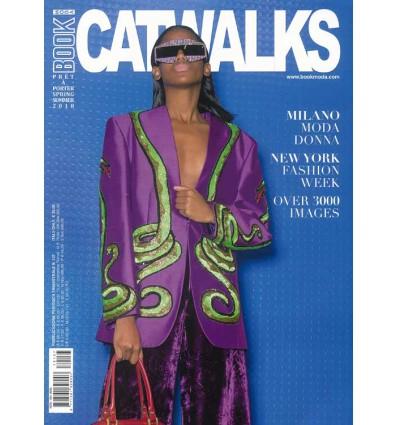 BOOK MODA CATWALKS 137 MILAN NEW YORK SS 2018