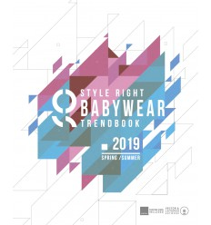 Style Right Babywear Trendbook SS 2019 incl. DVD