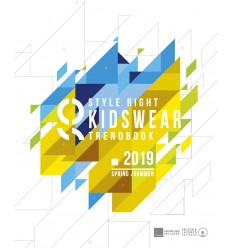 Style Right Kidswear Trendbook SS 2019 incl. DVD