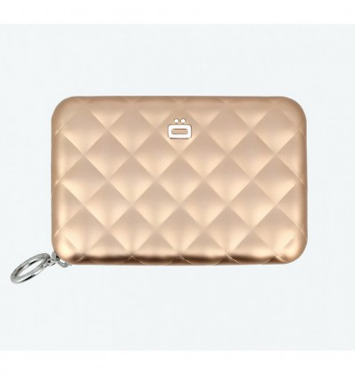 ÖGON DESIGNS QUILTED ZIPPER