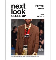 Next Look Close Up Men Formalwear 04 AW 2018-19