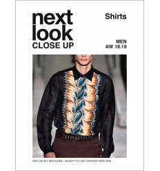 Next Look Close Up Men Shirts 04 AW 2018-19