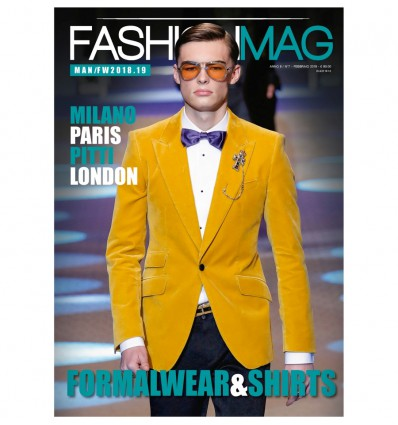 FASHION MAG MAN FORMALWEAR & SHIRTS AW 2018-19