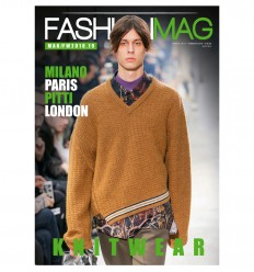FASHION MAG MAN KNITWEAR AW 2018-19
