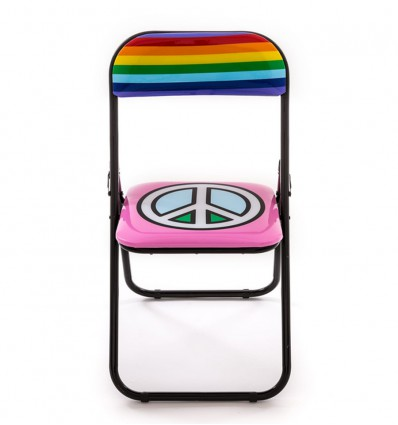 SELETTI FOLDING CHAIR PEACE