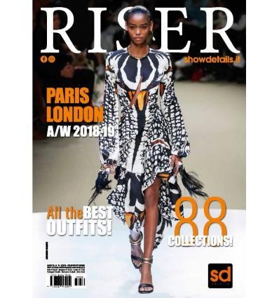 Showdetails Riser Parigi-Londra AW 2018-19