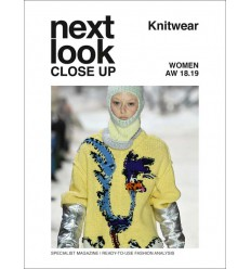 NEXT LOOK WOMEN KNITWEAR AW 2018-19