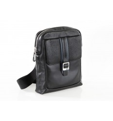 Nava Tracolla Courier Leather