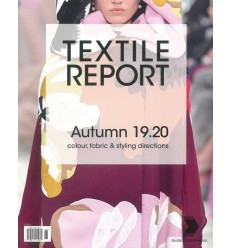 INTERNATIONAL TEXTILE REPORT 3-2018 AW 2019-20