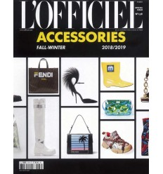 L'OFFICIEL 1000 MODELES ACCESSORIES 178 AW 2018-19